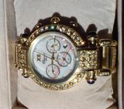 Продам золотые часы с бриллиантами