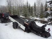 Прицеп для снегохода или квароцикла. Новый. Цена от производителя.