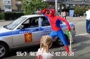 Человек паук -школа супер героев!