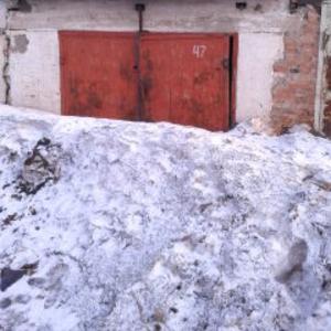 Продам кирпичный гараж по ул.Гусарова 120.000руб.