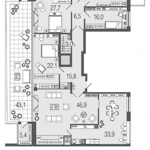 Новые квартиры в Санкт-Петербурге и работа