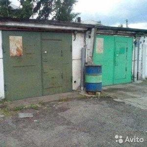 Продается гараж в Красноярске
