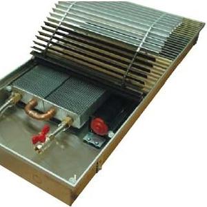 Канальный конвектор без вентилятора Бриз KZTO Radiator (ширина 200 мм)! Наличие скидки для организаций!