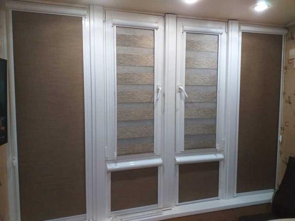 Жалюзи,  рулонные шторы 4