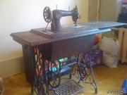 Продаётся антикварная швейная машинка (пгмз)Подольск