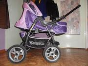 Продам детскую коляску Трансформер Gustaw Jack-Pol