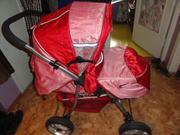 Продам детскую коляску в хорошем состоянии.