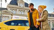 Крупная российская компания-перевозчик проводит набор на работы в такси